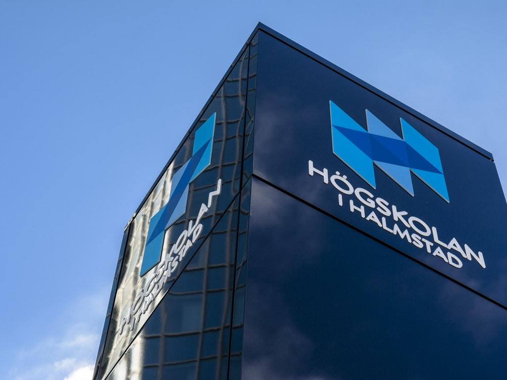 Bild som visar Högskolan i Halmstads logotyp
